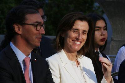 Ministra Cubillos da giro y celebra modificaciones hechas por la oposición a ex Aula Segura