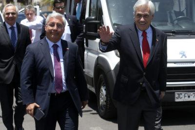 """""""Vamos a aplicar el sabio principio de la minifalda…"""": la analogía de Piñera para explicar el Plan de Desarrollo de Iquique"""
