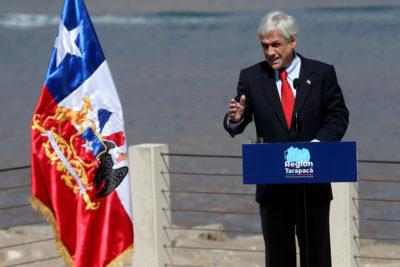 PPD acusa a Sebastián Piñera de denigrar a las mujeres por chiste de minifalda