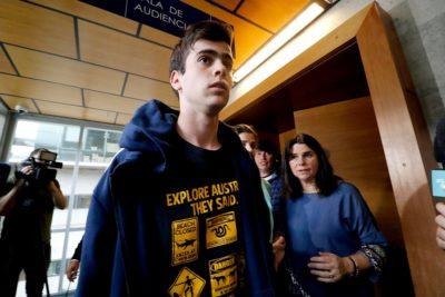 """Hijo de Ximena Ossandón: """"Si ella decidió entregarme es porque encontró que era lo correcto"""""""