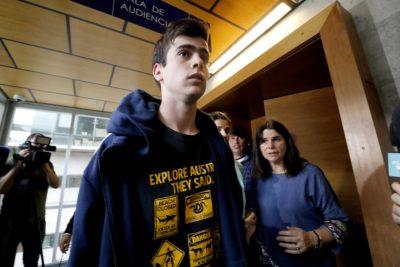 """Diputada Ossandón por detención de su hijo: """"Nadie está por sobre la ley"""""""