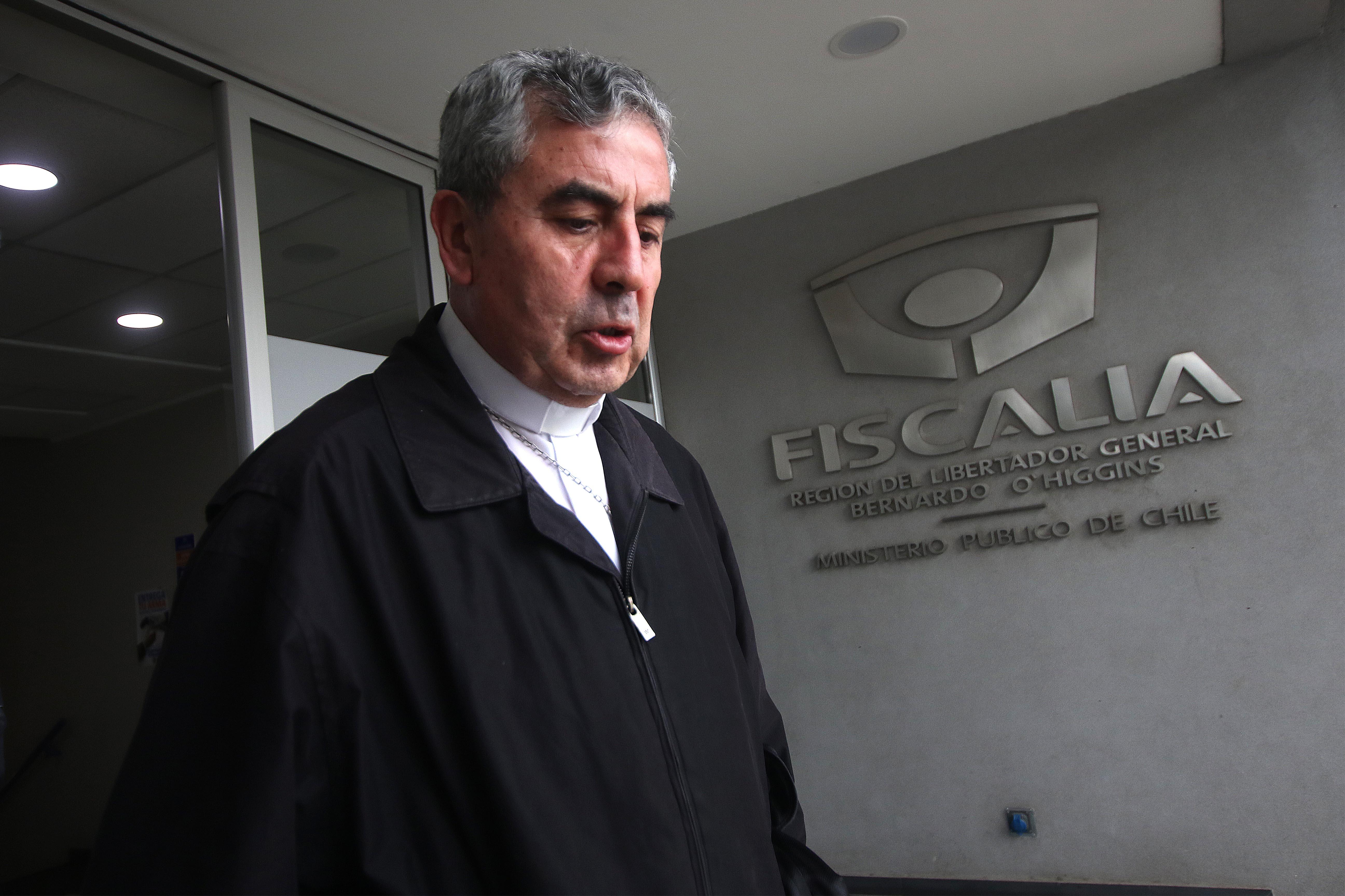 """""""Presidente del Episcopado declaró seis horas por encubrimiento:"""