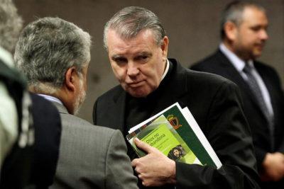 John O'Reilly quiere evitar su expulsión tras cumplir condena por abusos sexuales