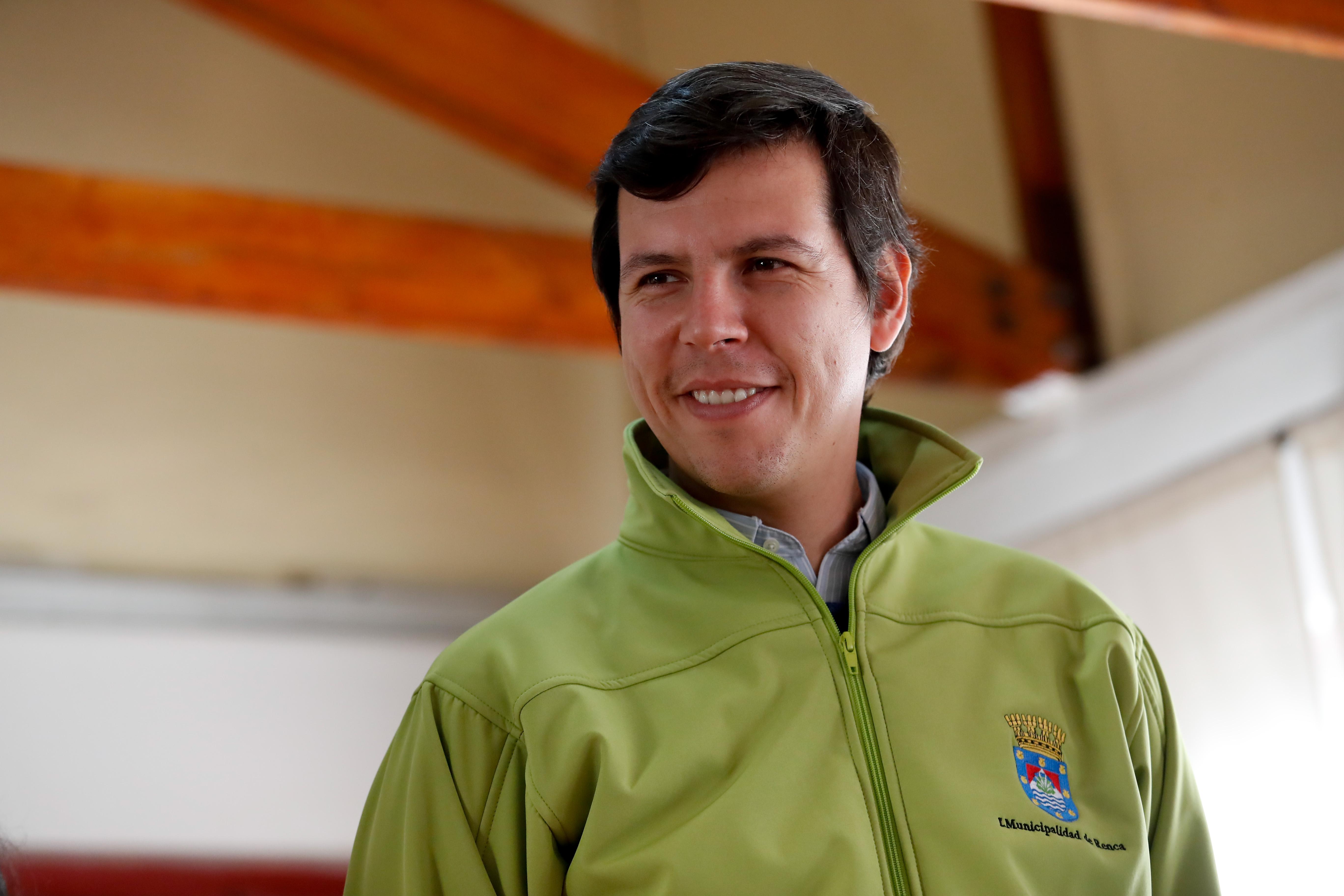"""""""Alcalde Castro y extensión de contrato con Alsacia:"""