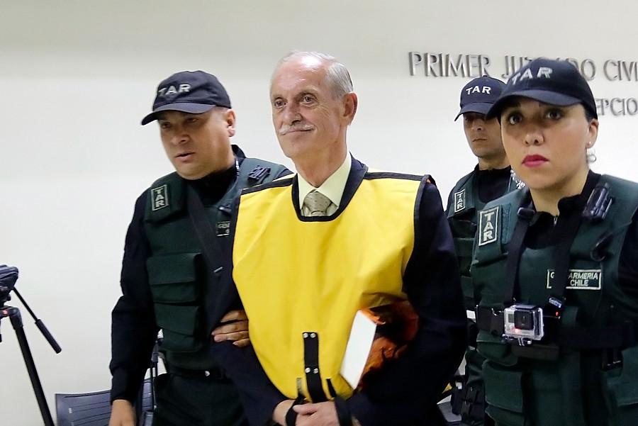 """El llamado de Miguel Krassnoff al Ejército: """"Mi situación es un escándalo de proporciones"""""""