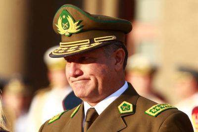 Bruno Villalobos fue interrogado como inculpado por violación a DD.HH.