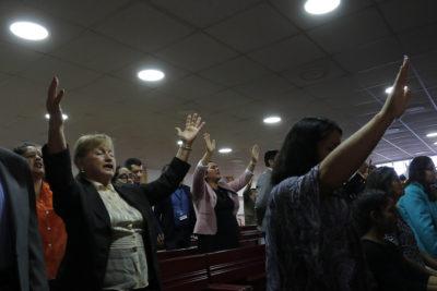 El poder de la iglesia evangélica