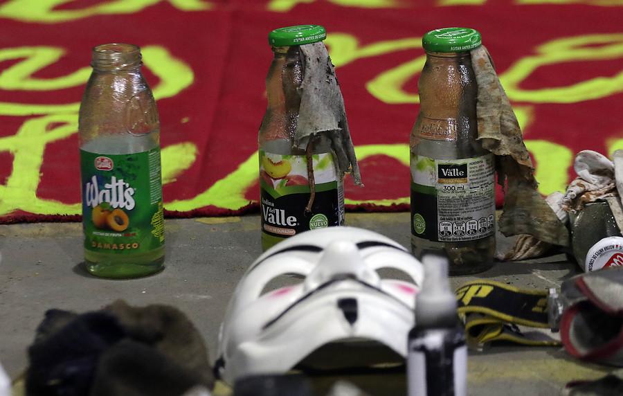 """Aces y Cones rechazan """"victimización"""" por agresión a carabinero en el INBA"""
