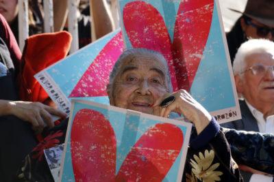 A los 93 fallece Ana González, incansable luchadora por los derechos humanos