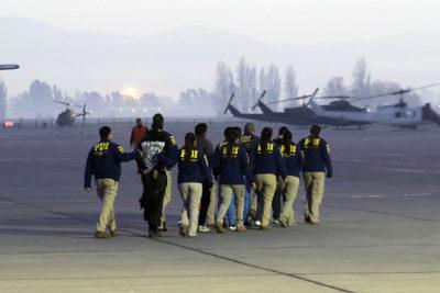 Más de 100 extranjeros son expulsados del país por narcotráfico