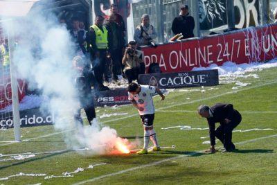 Todo mal en Colo Colo: ratifican sanción de dos fechas sin público en el Estadio Monumental