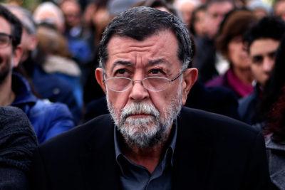 """Mahmud Aleuy asegura que """"se enteró por la prensa"""" del programa Antorcha"""
