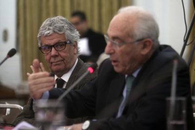 Comisión CAE busca responsabilizar a ex ministros de Educación