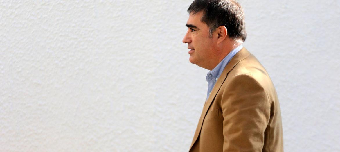 """Mario Desbordes: """"Entre el 87 y el 88 me tocó asistir a muchos funerales de camaradas de armas asesinados cobardemente por la espalda"""""""