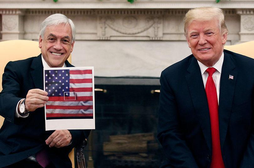 Un Presidente que no respeta nada