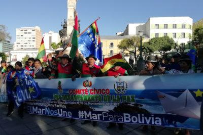 Gobierno boliviano asegura que volverán las conversaciones con Chile por una salida al mar