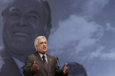 """Piñera: """"No puedo dejar de preguntarme qué nos diría hoy el Presidente Aylwin"""""""