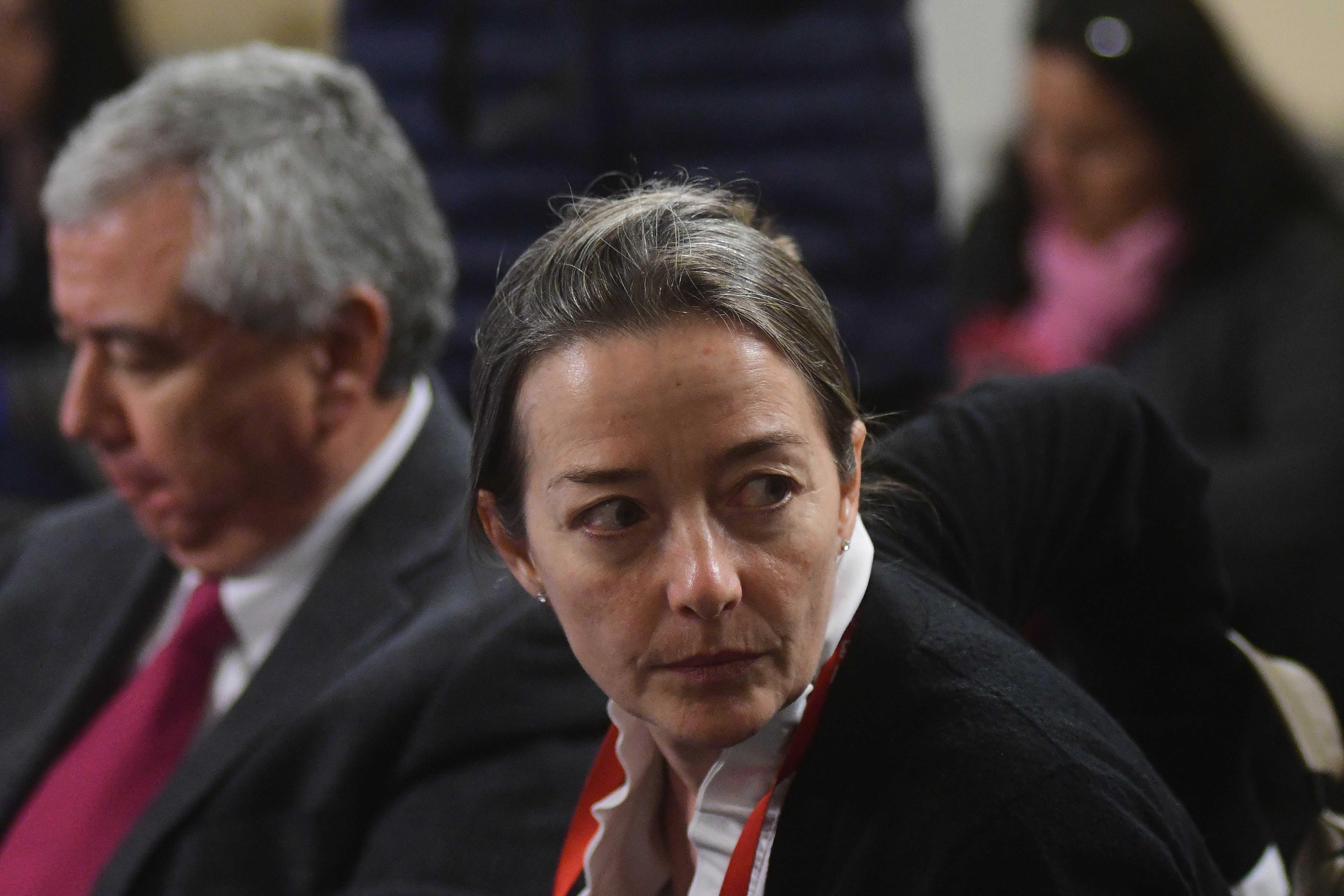 """""""Consuelo Saavedra dice no defender secreto de sueldos en TVN, pero explica:"""
