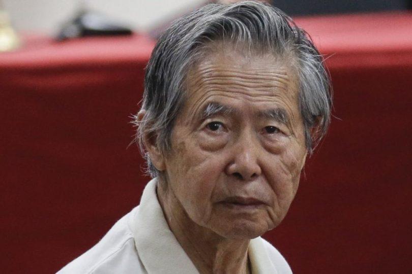 Alberto Fujimori ingresa a clínica y frustra su retorno a la cárcel