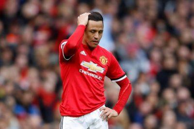 DT del Manchester United se refirió por primera vez a la lucha por la titularidad entre Alexis Sánchez y Martial