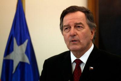 Ampuero: Chile está esperando que Bolivia acate efectivamente el fallo