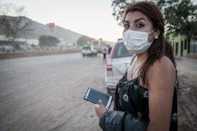 INDH presenta recurso de protección por emanación de gases tóxicos en Copiapó