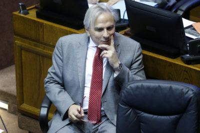 Twitter del Senado nunca había tenido tantos comentarios hasta que publicó palabras de Moreira por proyecto en contra del cohecho