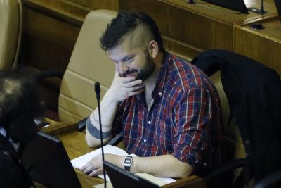 """Gabriel Boric: """"No me voy a postular a la Cámara (…) el Senado es una posibilidad"""""""