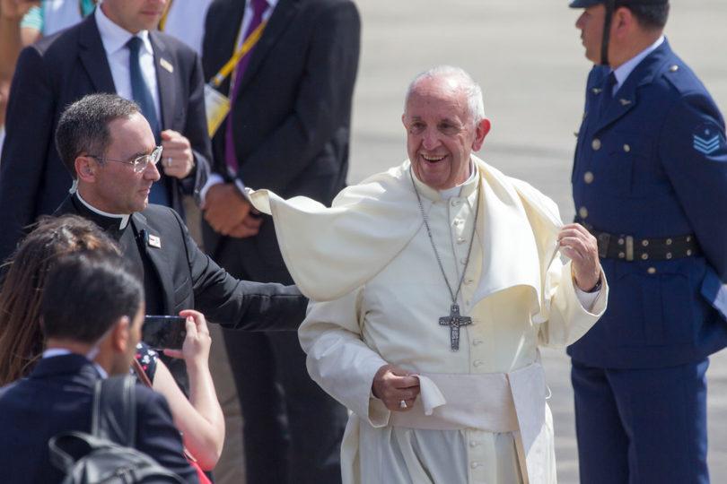 Papa Francisco pide perdón por los abusos sexuales cometidos por sacerdotes