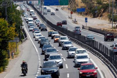 Se acerca el fin de semana largo y el MOP lo sabe: implementará plan de contingencia vial