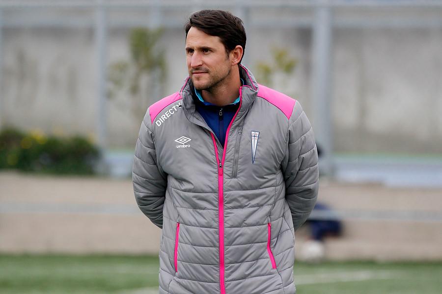 """Beñat San José y clásico ante la U:""""Es dar el paso en nuestro objetivo de ser campeones"""""""