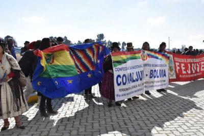 El 79% de los bolivianos considera injusto el fallo de La Haya