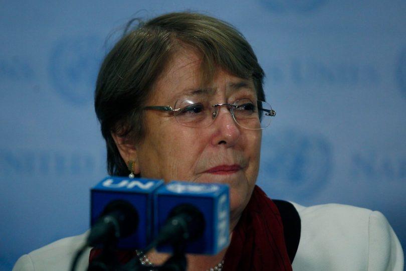 Bachelet dijo que vigilará que
