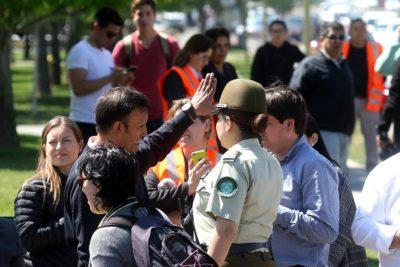 UDD interpodrá denuncia ante la fiscalía por el aviso de bomba