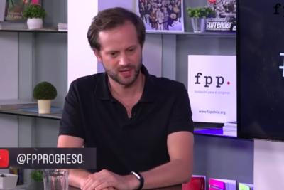 Axel Kaiser quiso ser analista internacional y se anotó con el fail más comentado por fallo de La Haya