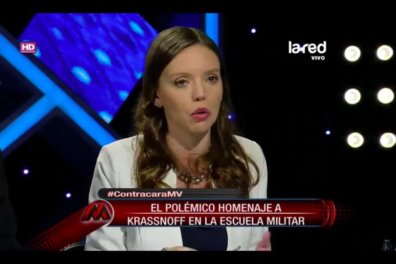 """""""Los muros seguirán siendo la prensa del pueblo"""": respuesta de la Brigada Ramona Parra a Camila Flores por acusación"""