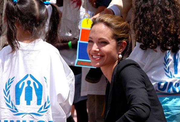 Angelina Jolie analiza el gobierno de Maduro: