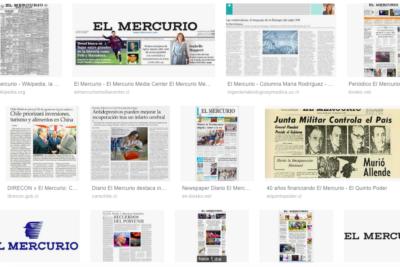 El Mercurio reconoce haber publicado información falsa sobre ejecución de tres personas en dictadura