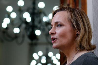"""Senadora Goic calificó como un """"hecho grave"""" el derrame en Tierra del Fuego"""