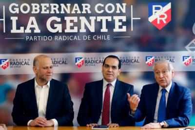"""PR, PPD y PS anuncian la creación de una """"Convergencia Progresista"""""""