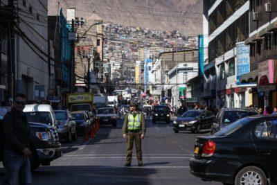 CGE explica por qué las regiones de Arica y Parinacota y de Tarapacá quedaron sin suministro eléctrico