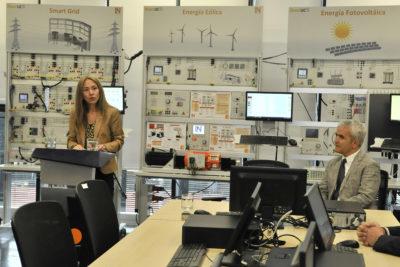 Ministra de Energía inaugura el primer Laboratorio de Redes Eléctricas Inteligentes de Chile