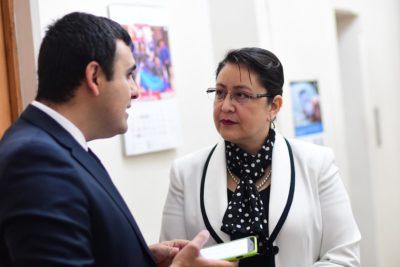 Ex subcontralora Dorothy Pérez declarará por segunda vez ante el fiscal Eugenio Campos