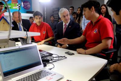 Gobierno ampliará gratuidad de la educación técnico profesional