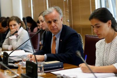 """Ministro de Salud asegura que la reforma a isapres resolverá problemas """"de manera definitiva"""""""
