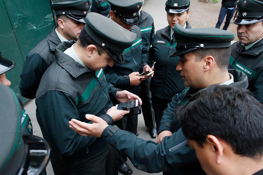 """""""A gendarmes les gusta esto: Corte acoge recurso de funcionarios contra restricción de uso de redes sociales"""""""
