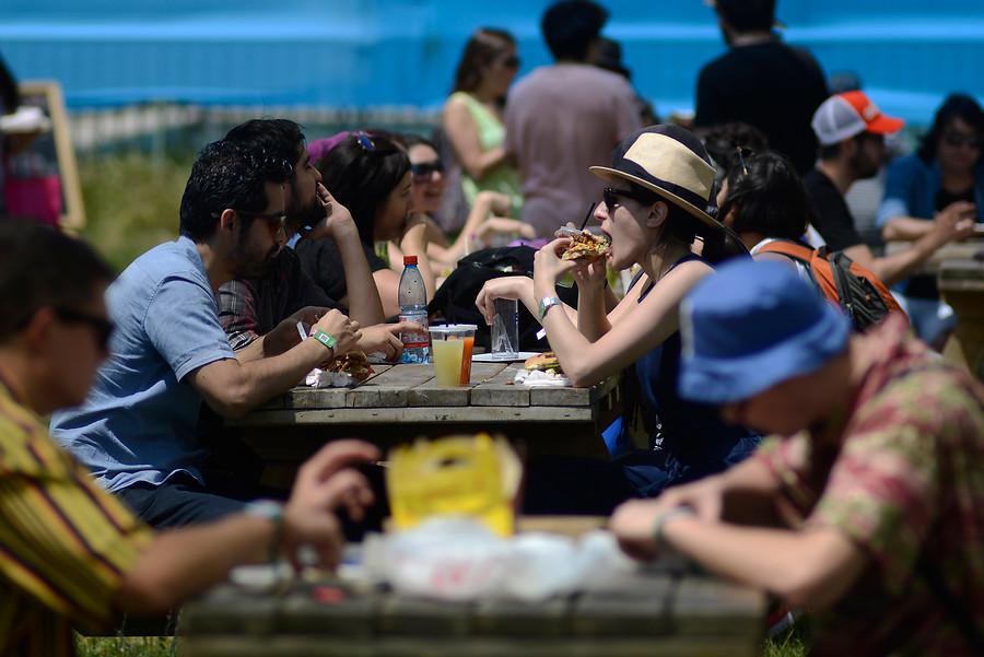 Chile es el segundo país OCDE con mayor índice de obesidad