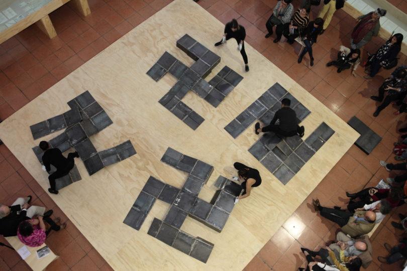 """""""Utopía distópica"""": la exhibición centrada en las violaciones a los DDHH en Colonia Dignidad"""