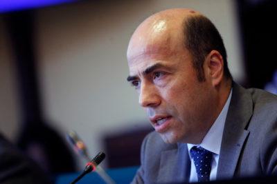 """Jorge Bermúdez descartó renunciar en caso de sufrir un """"traspié judicial"""""""