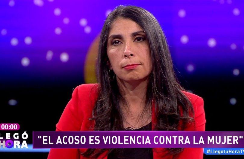 VIDEO |Karla Rubilar confesó haber sido víctima de acoso callejero a los 11 años